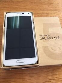 Samsung Galaxy S5 16GB 5.1 inch 16MP camera