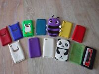 Set of IPOD touch cases