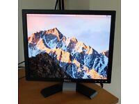 """Dell 17"""" LCD Monitor, E Series E178FP for Mac/PC"""