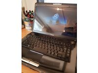 EXCELLENT TOSHIBA A350-20Q 4 GIG MEM 250HDD CORE2DUO 2.1 REFURBISHED IMMACULATE WIN 10 16INCH SCREEN
