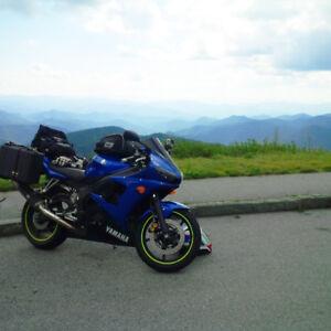 2009 Yamaha YZF R6s