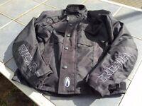 Richa textile motorcycle men's jacket - Medium