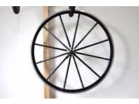 Giant EXT Carbon Spoke FRONT Wheel 700c Joytech TAL Time Trial Single Fixed Fixie TT Track 3 £140