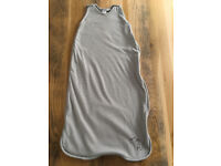 Bambino Merino merino wool sleeping bag sage / ivory stripe 2 - 24 months VGUC