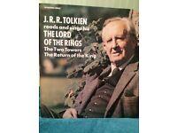 J R Tolkien LP