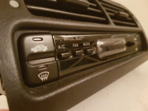 1992-1996 Honda Prelude JDM climate control (complete set)