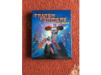 Transformers The Movie Limited Edition Blu Ray Steelbook