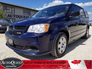 2013 Dodge Grand Caravan C/V CARGO VAN - KEYLESS ENTRY, PWR LOCK