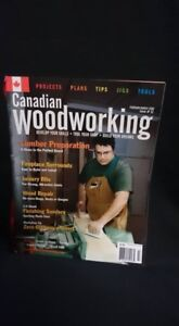 February/March 2008 Canadian Woodworking Magazine