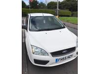 Ford focus 1.8TDI White 5 door