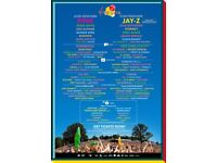 2 X VIP V FESTIVAL WEEKEND CAMPING TICKETS £100 EACH