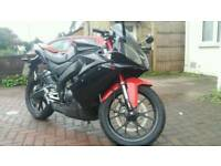 Derbi GPR 125cc for sale
