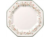 Eternal Beau Dinner Service & Placemats, Serving Tureens, Cups & Saucers