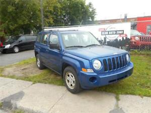 JEEP PATRIOT SPORT 2009***GARANTIE 1 ANS OU 15000KM INCLUS***