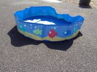 Various sand and water play toys ideal for Nursery or child minder