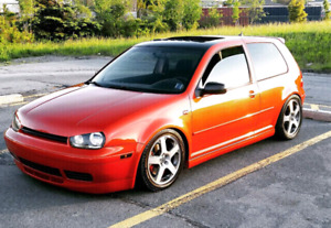Price drop!Moving soon.. 1999.5 VW Golf GTi VR6 24V 6 Speed swap