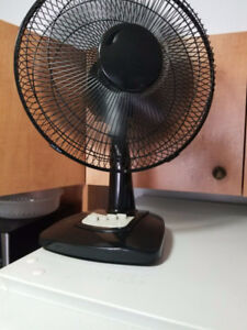 Working Fans for Free