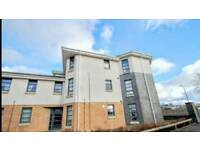 Flat in Carluke South lanarkshire for rent. Ground floor. 2 bedrooms. Ensuite and parking