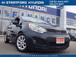 2013 Kia Rio LX+ | HEATED SEATS | BLUETOOTH | CRUISE |
