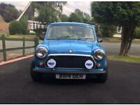 Classic 1984 998cc Mini Mayfair manual