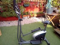 E-STRIDER BE1675 CROSS TRAINER IN GOOD CONDITION> FULLY FUNCTIONAL