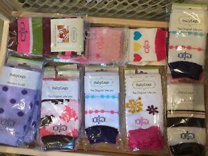 Brand Name Baby Legs leg warmers