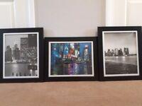 Three New York Pictures