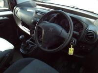 Peugeot Bipper 1.3 HDI 75bhp Van DIESEL MANUAL WHITE (2014)
