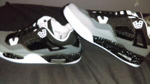 Men's Air Jordan 4 Retro Sky High Basketball shoes