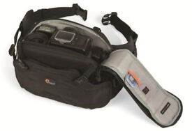 Lowepro Inverse 200 AW DSLR Photo Waist Packs Black Camera Bag All Weather Cover