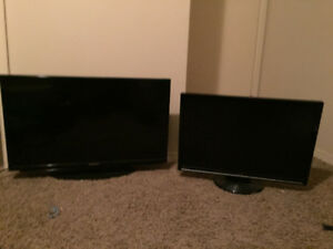 Selling a TV and Computer Moniter excellent condition