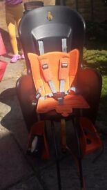Child bikeseat