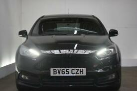 FORD FOCUS 2.0 ST-2 TDCI 5d 183 BHP (black) 2015