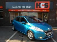 Peugeot 208 1.4 VTi Active - 1 Yr MOT, Warranty & AA Cover