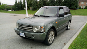 2004 Range Rover HSE No Engine light