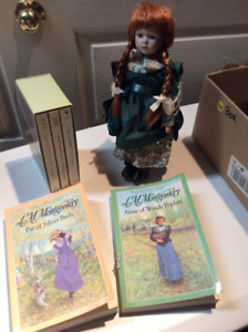 Collectable Anne of green gable books