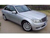 Mercedes-Benz C Class 2.1 C220 CDI Bluefficiency Elegance 2010