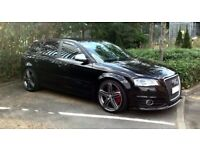 NEW audi a3 tinted wind deflectors 4 pc heko 2012 --on