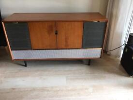 Decca Radiogramophone Circa 1970