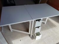 ikea norden gateleg kitchen table
