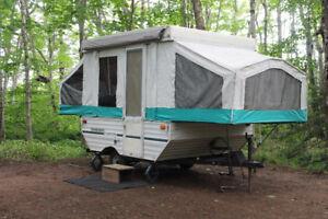 91 camplite tent trailer