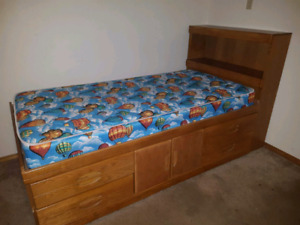 2 captain's bed for sale. $200 each or $350 for both.