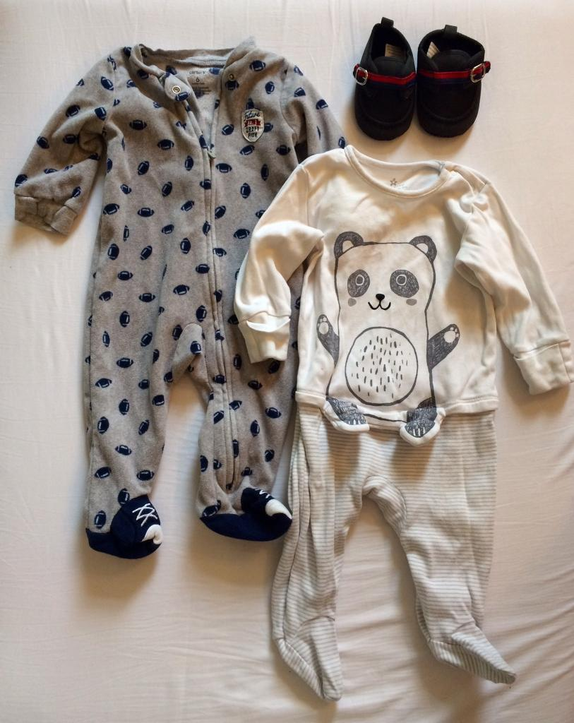 Baby clothes and shoes 6monthsin Solihull, West MidlandsGumtree - Baby clothes and shoes 6months. Good condition. Baby clothes and shoes 6months. Good condition