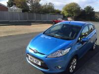 Ford Fiesta 2012 , 1.2 , only 37000 miles , only one previous owner, very good condition...