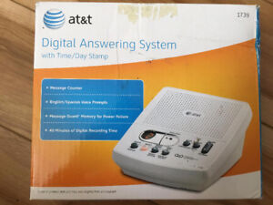 Digital Answering Machine