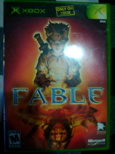 XBOX - Fable