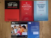 Law Student Guide Books £10 for lot