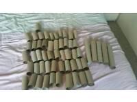 Toilet/ kitchen roll tubes