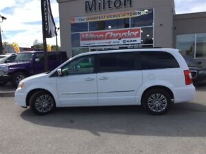 2016 Chrysler Town & Country TOURING L|LEATHER|NAVIGATION|SAFETY