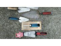 tools - trowel set